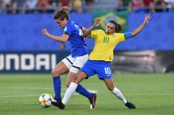 Calcio femminile, il piano della FIFA contro l'emergenza Covid
