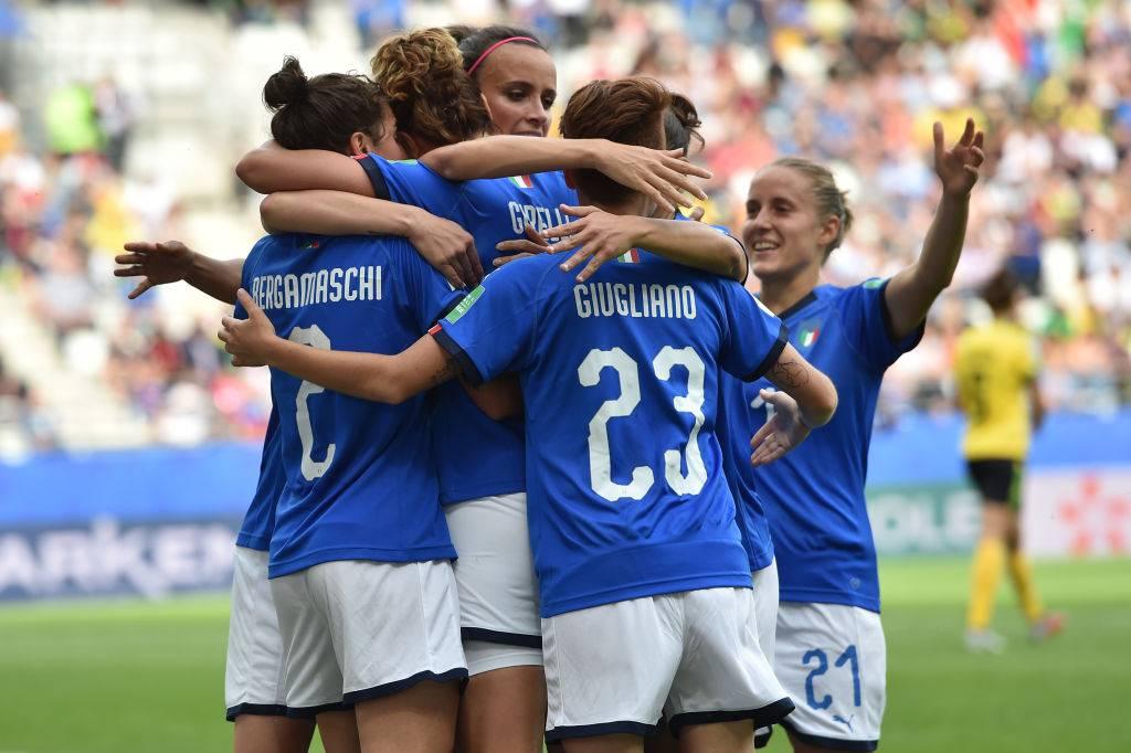 italia-nazionale-femminile contro la Cina agli ottavi