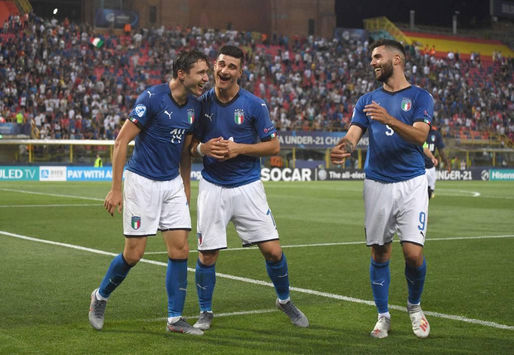 Under 21 Italia Calendario.Calendario Europei U21 Date E Orari Delle Partite Di Italia