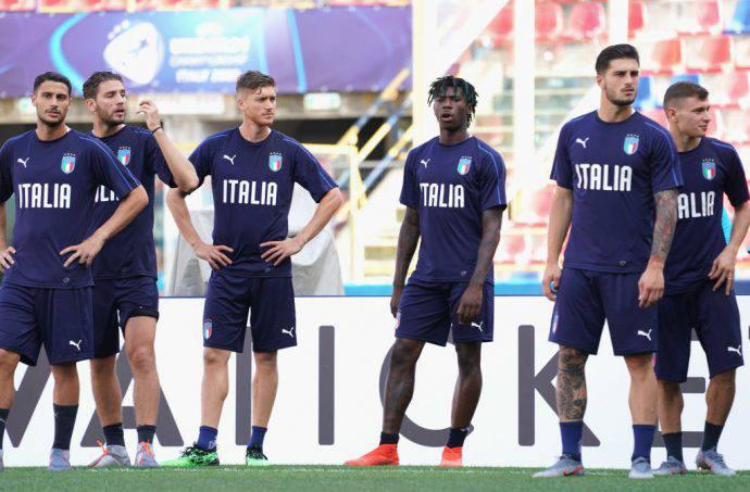 Italia, è finita l'avventura degli azzurrini
