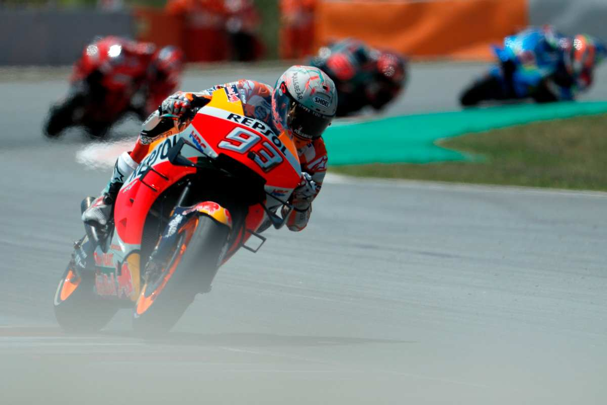 Marc marquez MotoGP