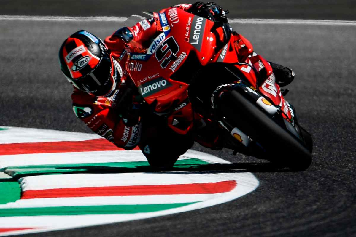 MotoGP, Mugello: Marc Márquez svetta nel warm up