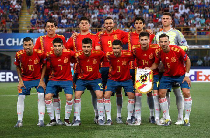 Spagna U21, campione d'Europa  Germania superata ad Udine
