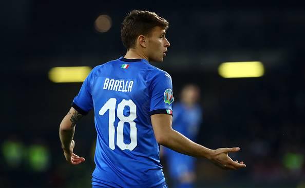 Barella ha scelto l'Inter