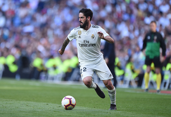 Isco Real Madrid