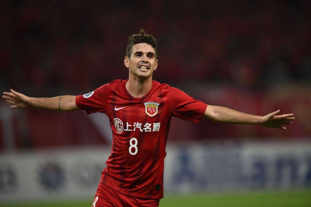 Oscar, Cina