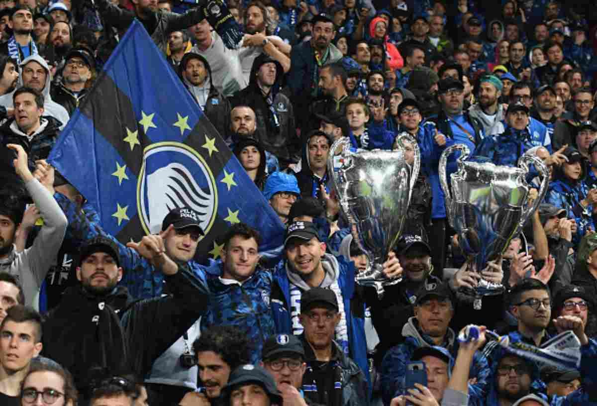 Atalanta Champions San Siro