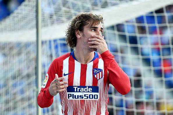 Griezmann Atletico Madrid