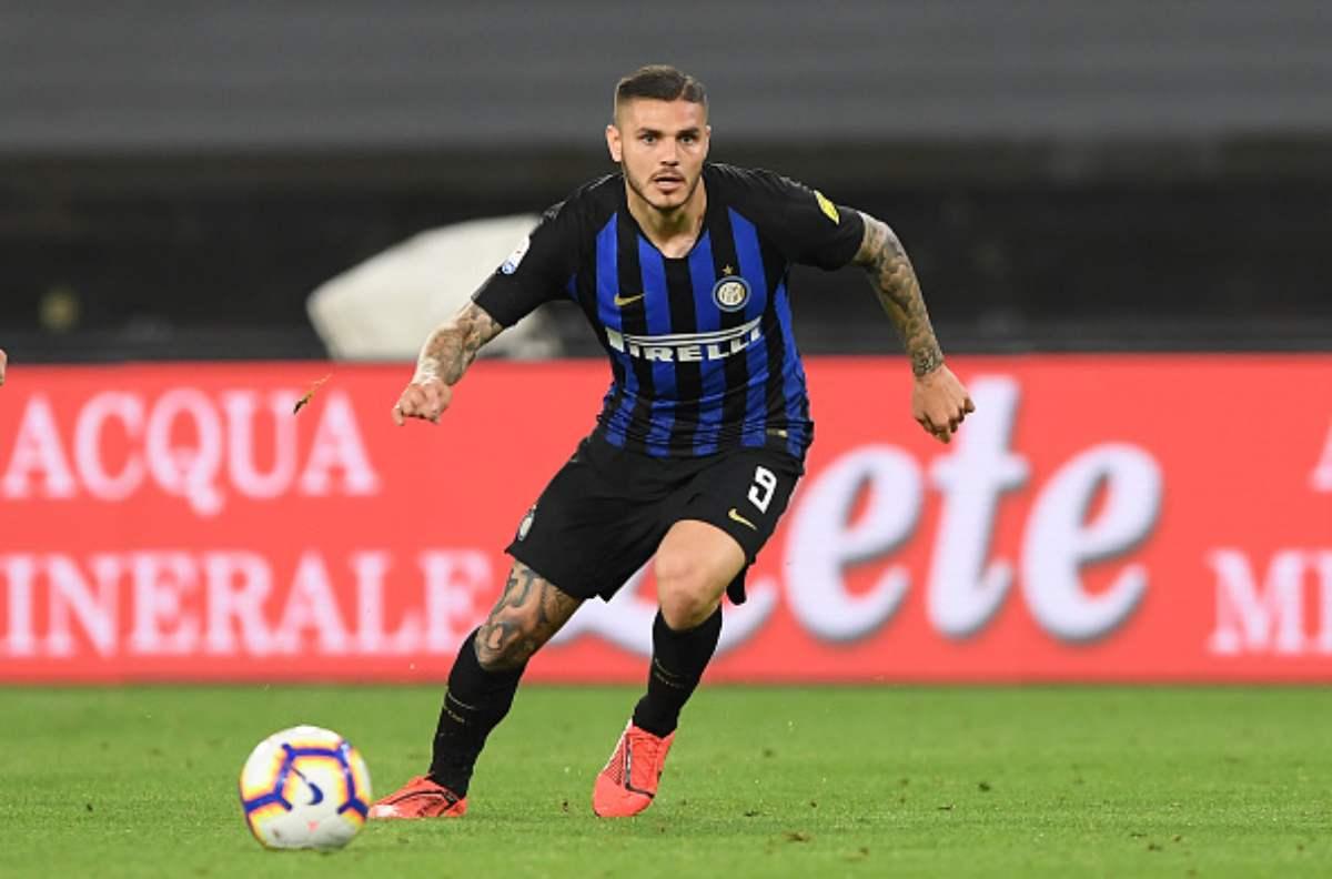 Icardi Inter Juventus Napoli