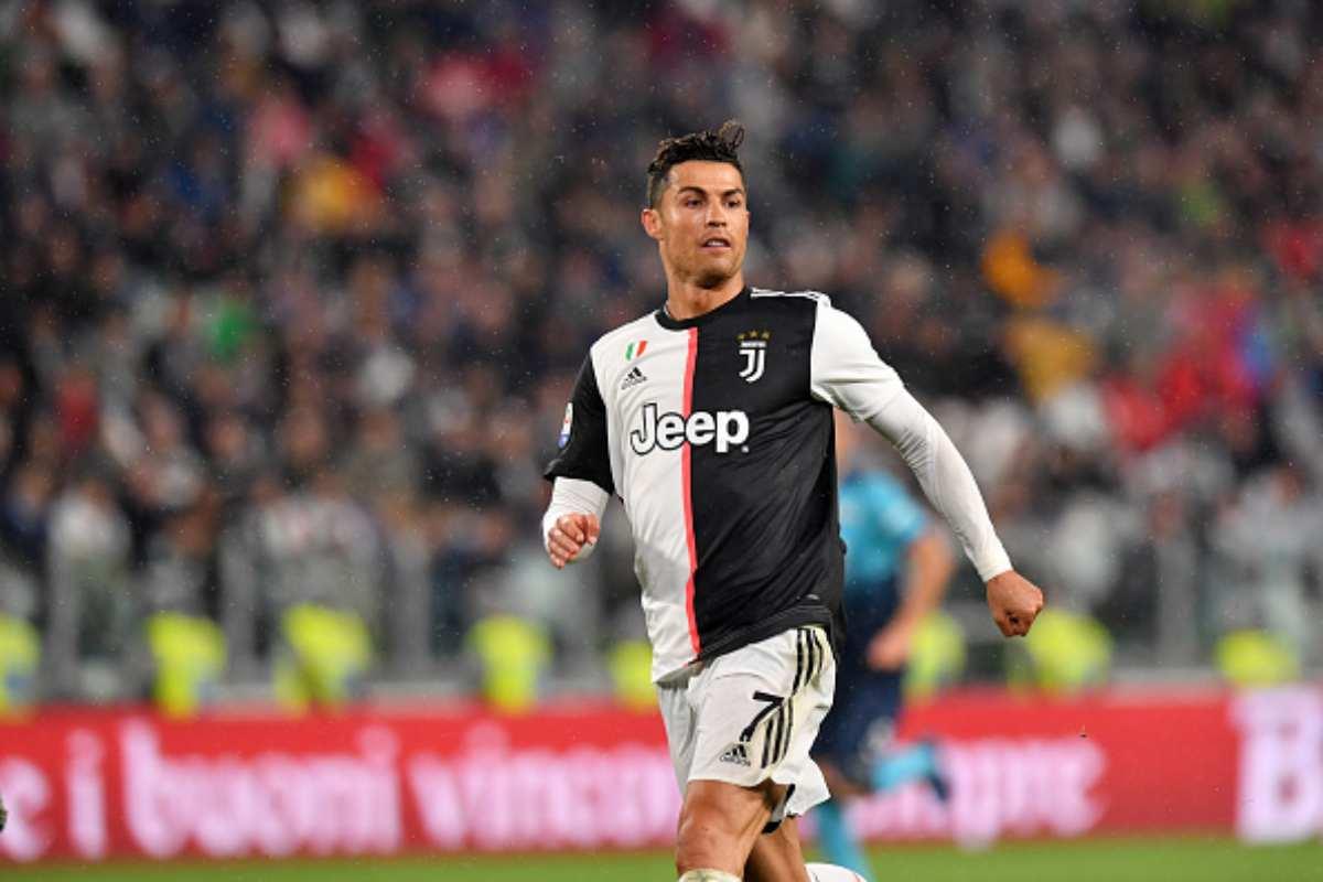 Cristiano Ronaldo infrange uno degli ultimi tabù con la Juve