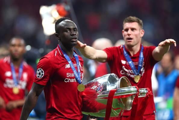 Manè Liverpool