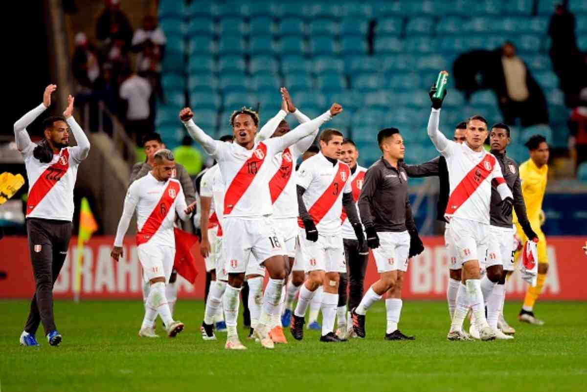 Cile Perù Coppa America