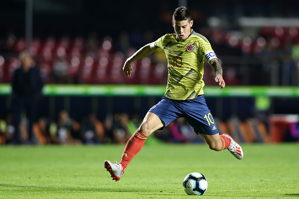 James Rodriguez Atletico