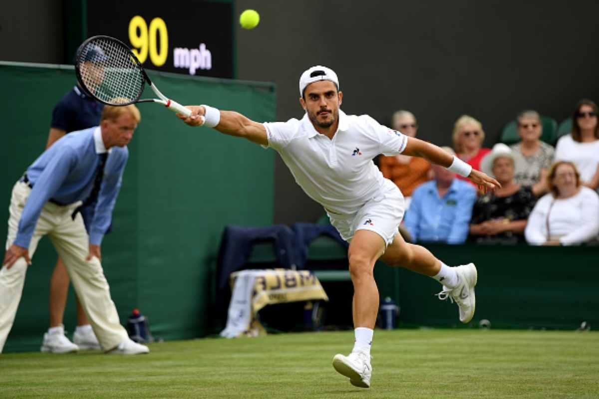 Fabbiano Karlovic Live Wimbledon