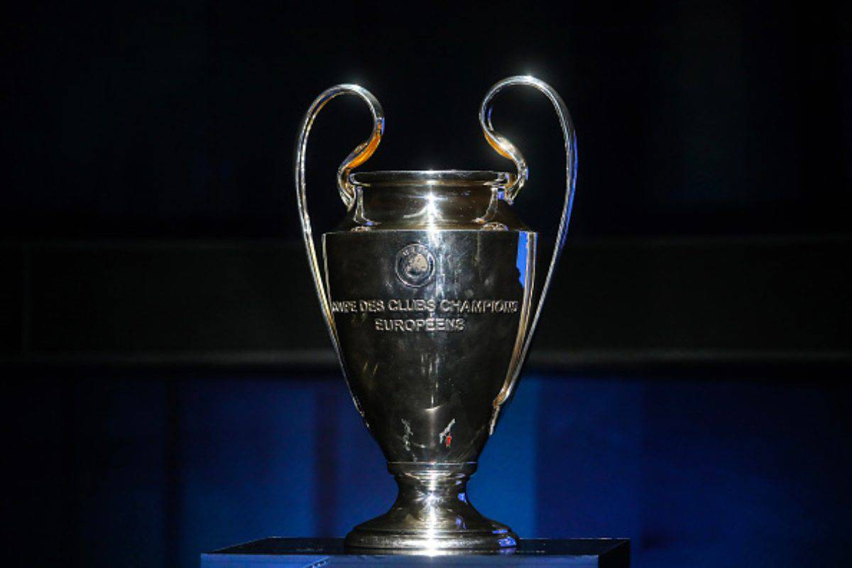 Champions League Mediaset