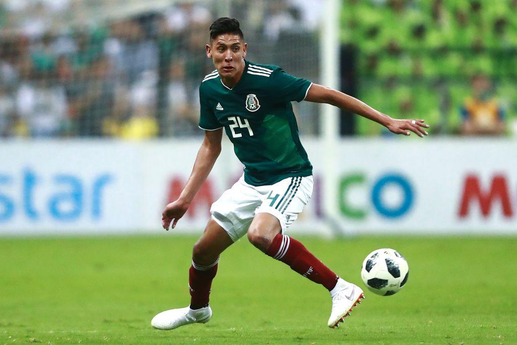 Il messicano Edson Alvarez