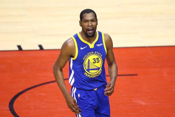 Kevin Durant verso i Brooklyn Nets!