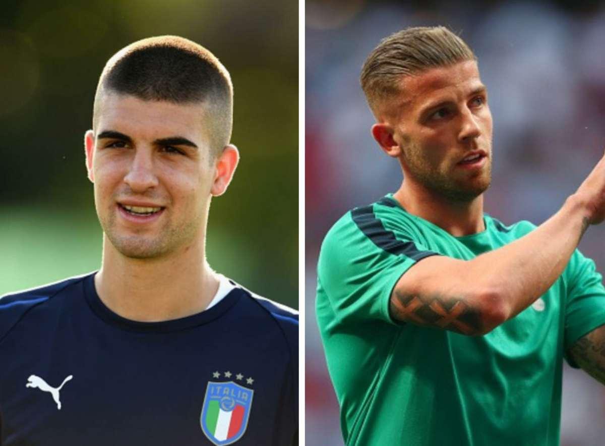 Mancini Alderweireld Roma