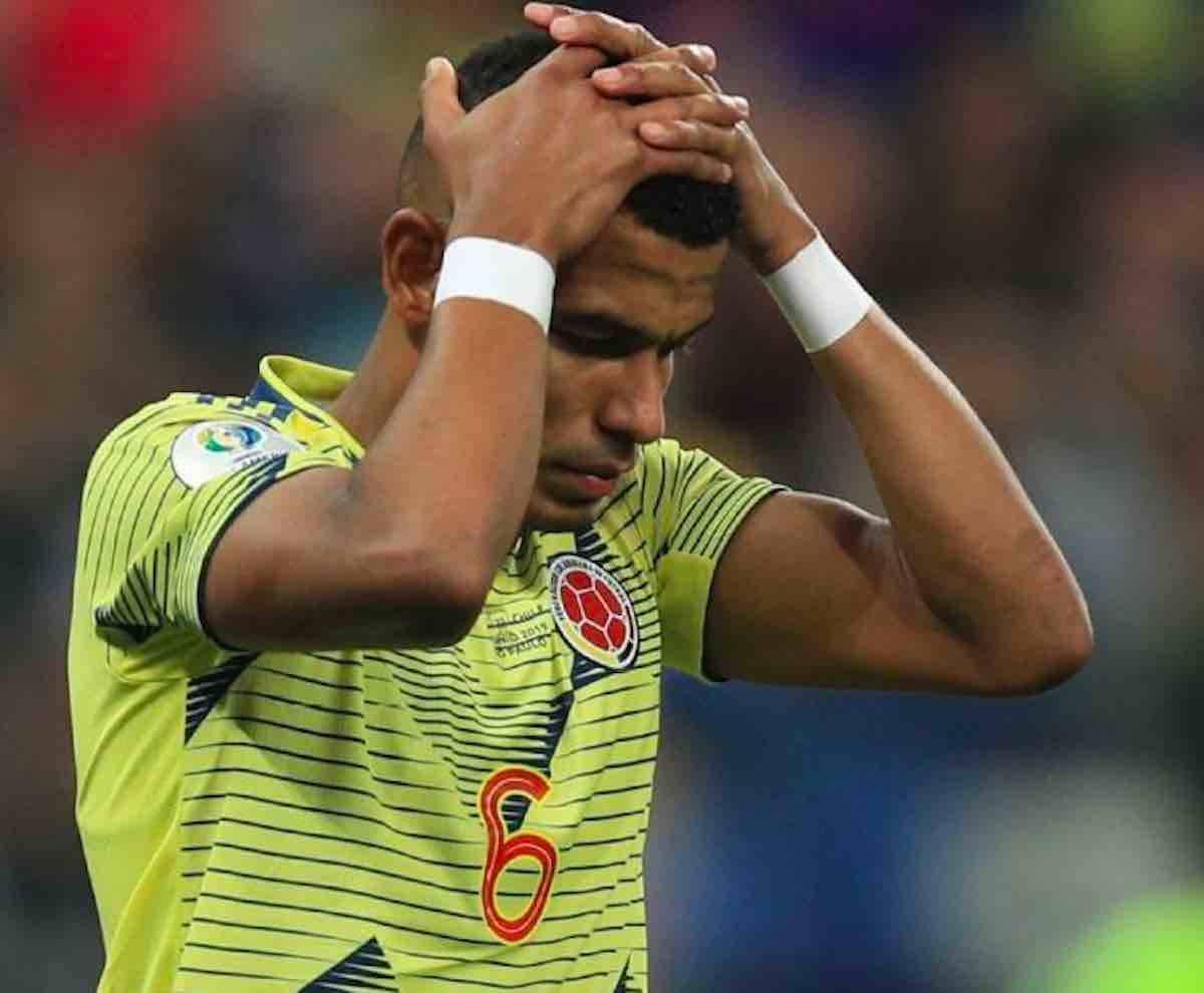 William Tesillo minacciato di morte dopo l'eliminazione della Colombia in Coppa America