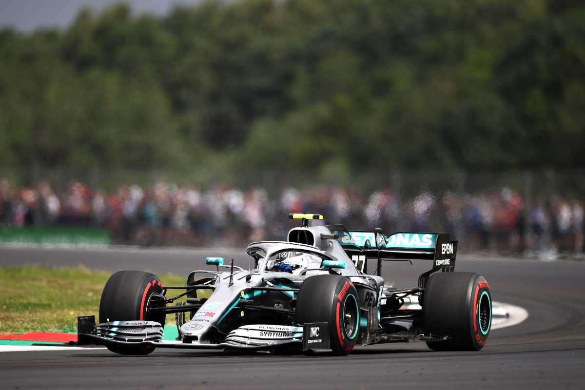 valtteri Bottas Formula 1 Silverstone
