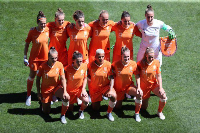 Olanda Mondiali calcio femminile