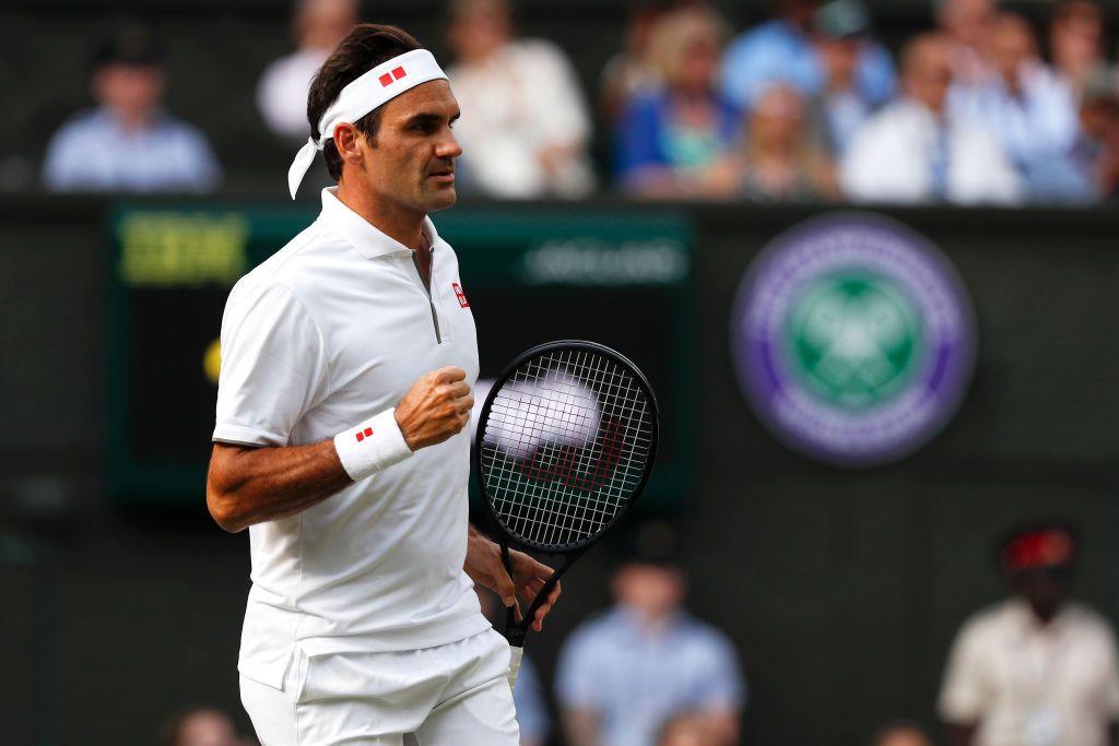 Federer lavora per il rientro in campo nonostante i 39 anni ormai imminenti