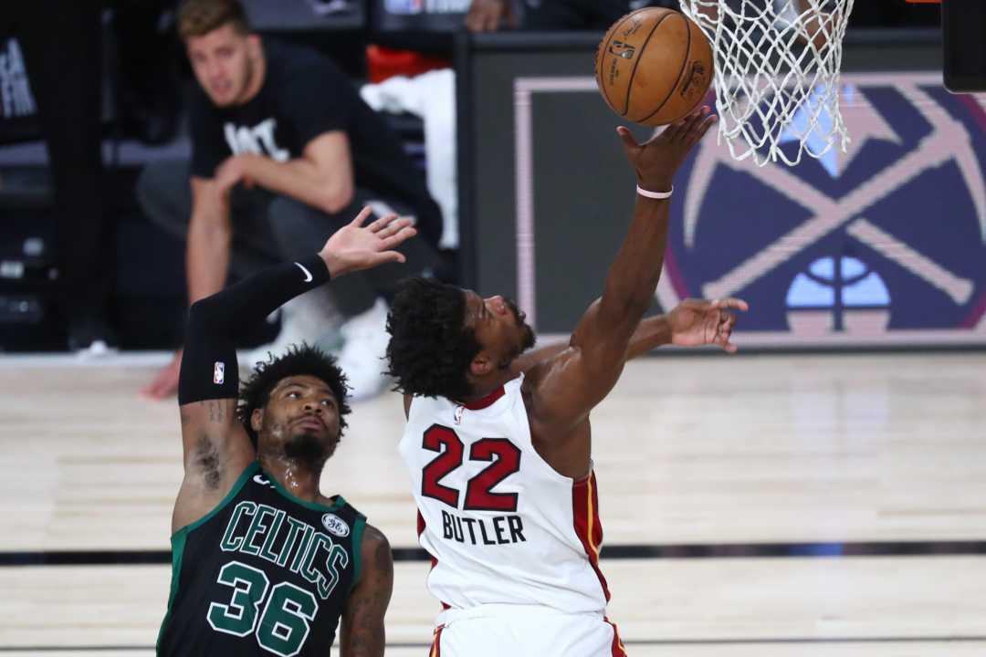 Butler decisivo anche stanotte per i Miami Heat