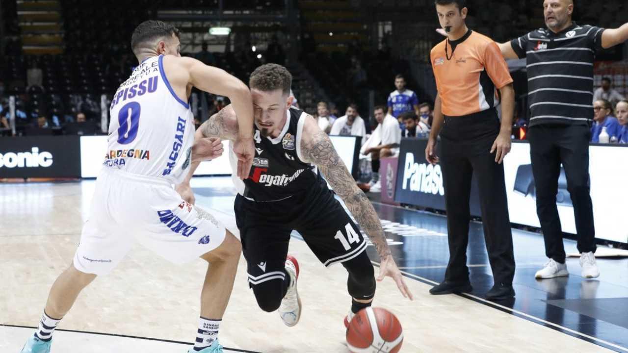 Basket | Supercoppa Italiana: giocata spettacolare di Teodosic