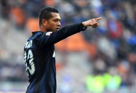 Fredy Guarin, colombiano dell'Inter