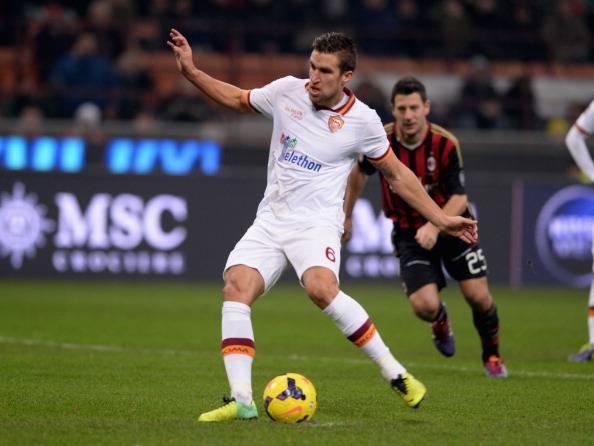 Kevin Strootman, centrocampista della Roma