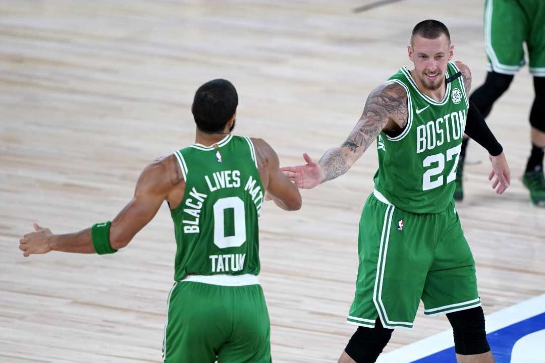 Jayson Tatum dei Boston Celtics