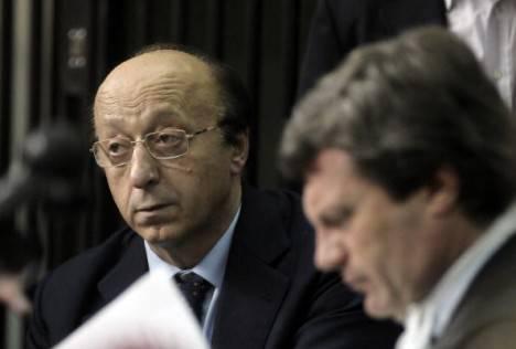 """Calciopoli: Di Pietro contro Moggi: """"E' un furbo"""""""