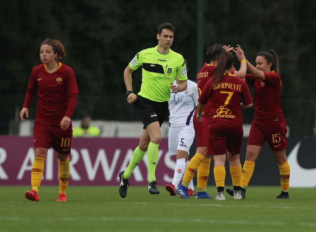 A.s roma femminile calciomercato,