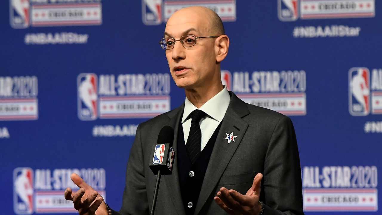 NBA | Adam Silver, annuncio sull'inizio della prossima stagione