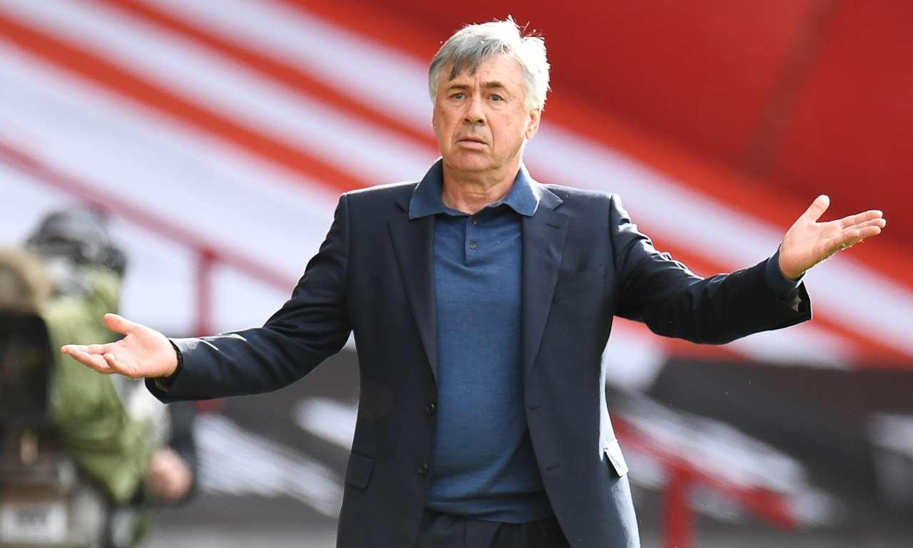 Ancelotti vuole Immobile all'Everton