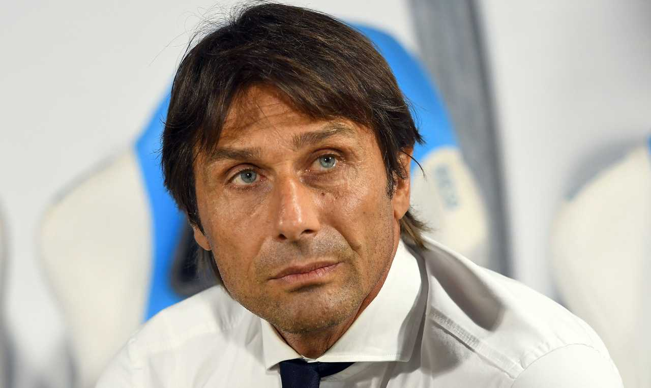 Antonio Conte accusa l'Inter