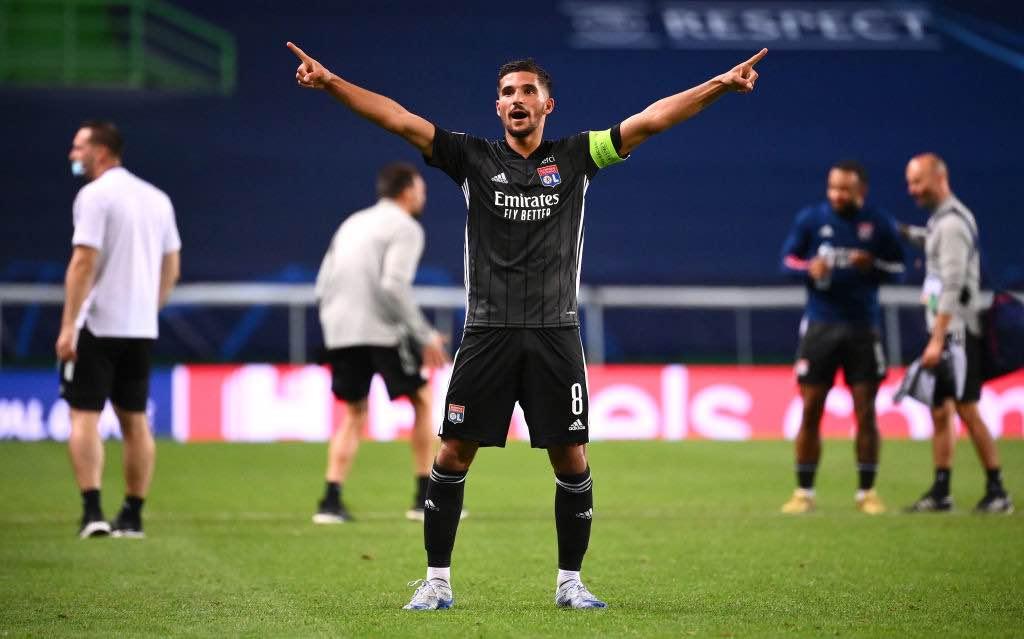 Houssem Aouar il nuovo acquisto della Juventus