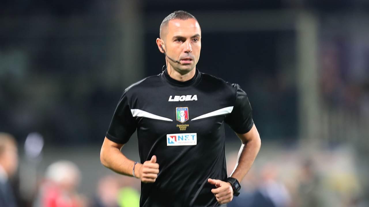Serie A | Arbitri, Juve-Napoli a Doveri. Guida per Lazio-Inter