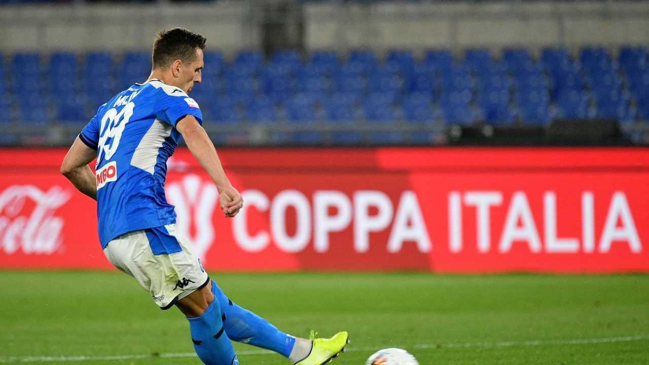 Calciomercato | Roma, decisivo un giovane per arrivare a Milik
