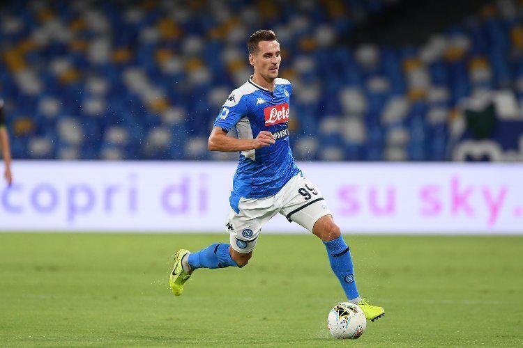 Arkadiusz Milik calciomercato Juventus