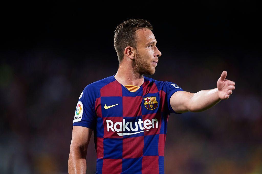 Arthur neo acquisto Juve ancora nei guai