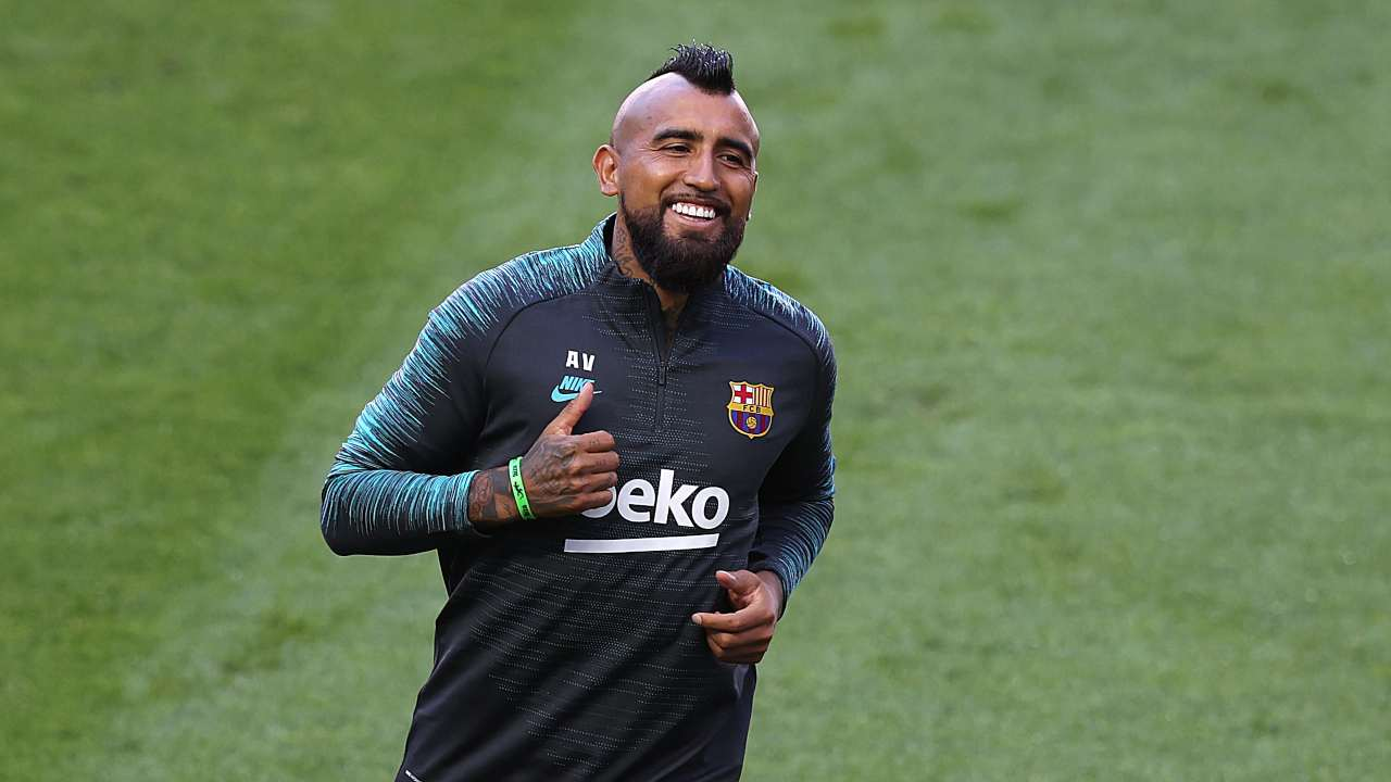 Mercato Inter Terzo tentativo per Vidal