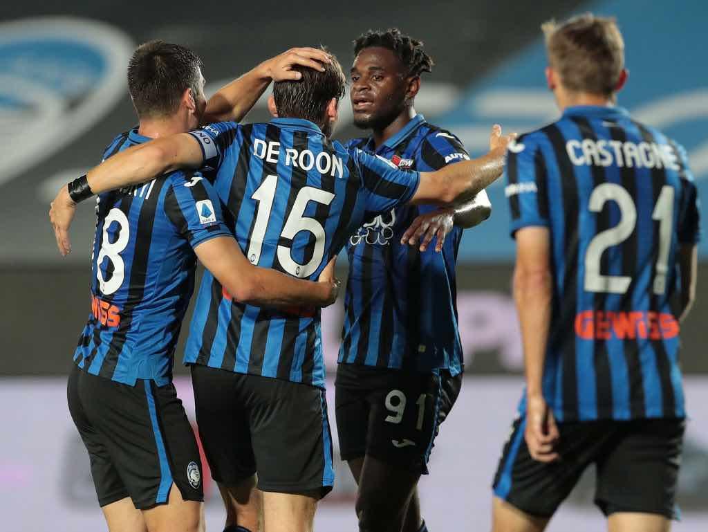Atalanta calcio serie A