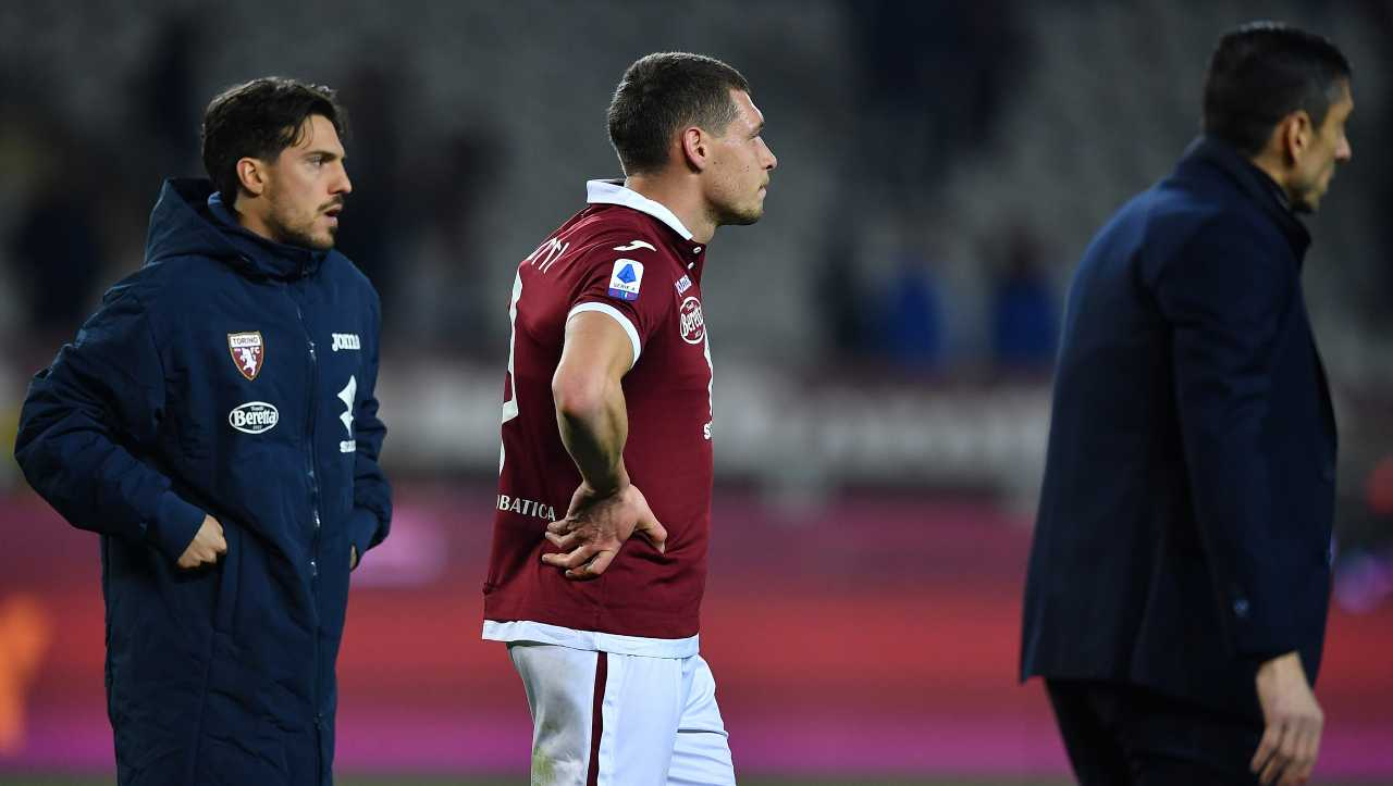 Belotti pagelle Torino Atalanta (Getty Images)