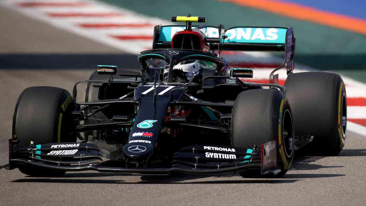 Formula 1 | Prove libere Sochi. Bottas domina, bene Ricciardo