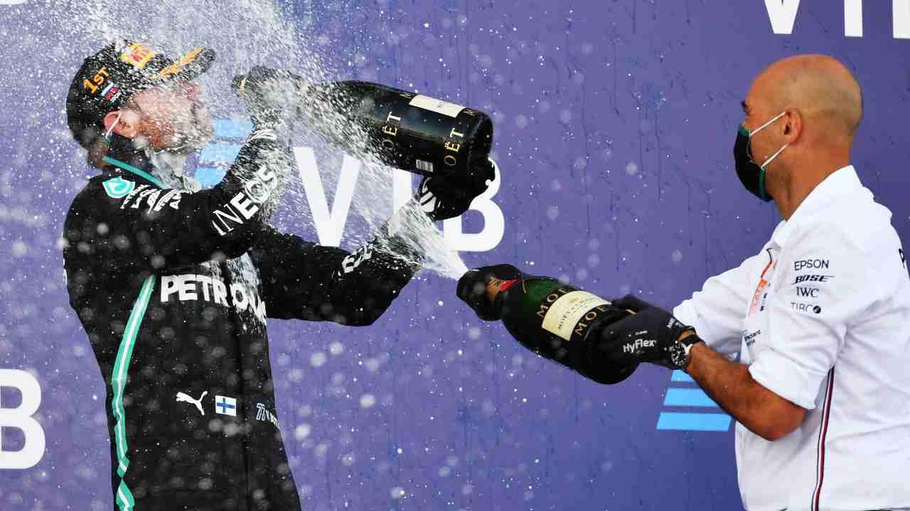 Formula 1 | Bottas svela il segreto della sua vittoria a Sochi