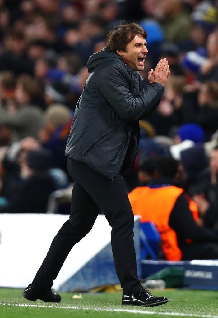 conte allenatore dell'Inter