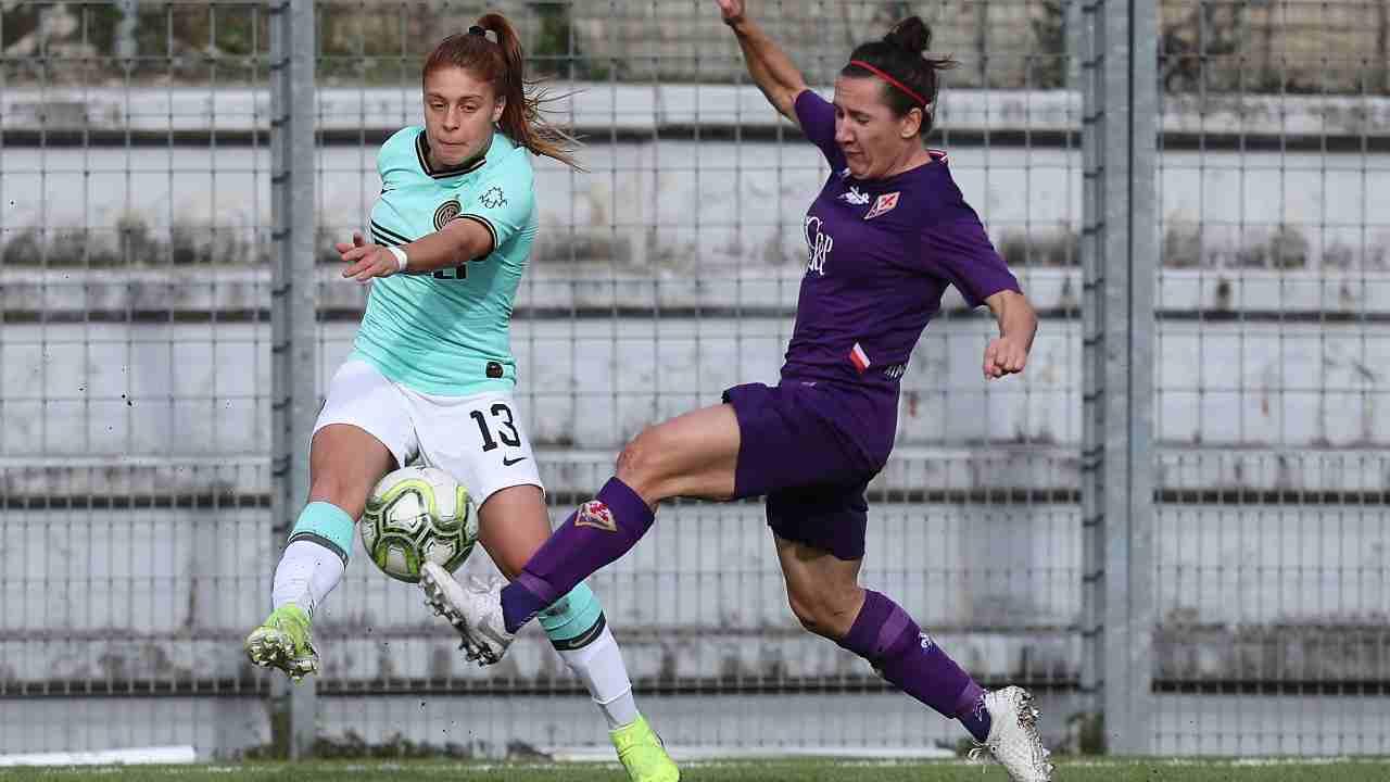 Il calendario di Serie A calcio femminile