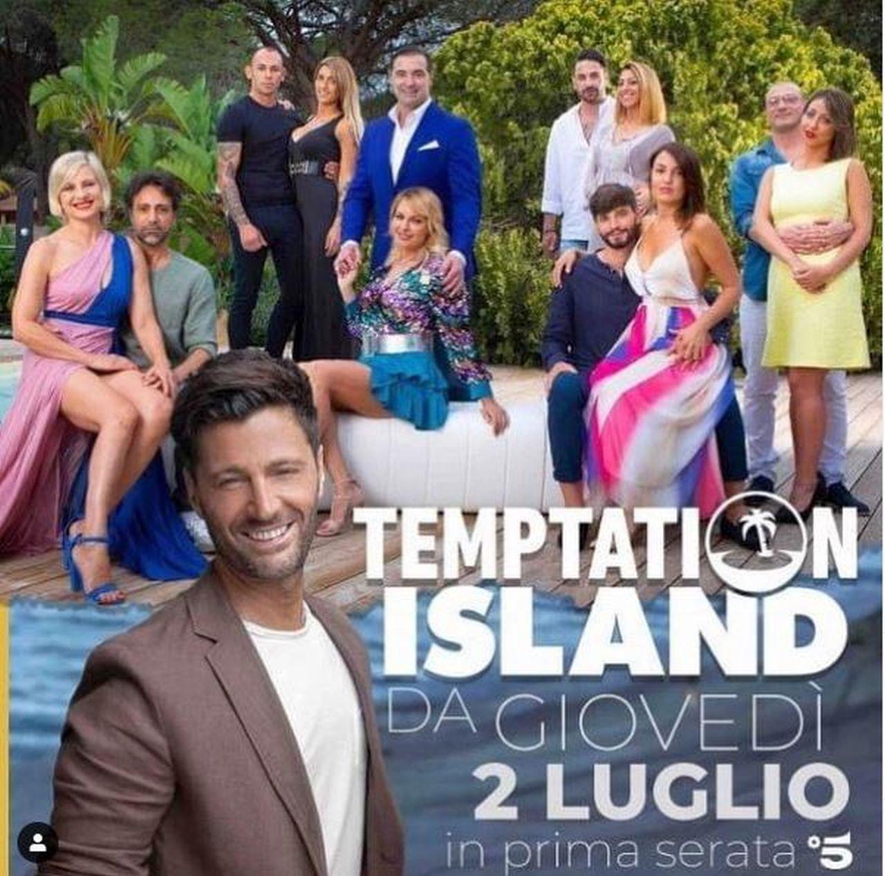 Temptation Island, Lorenzo Amoruso: da ex calciatore a star dei reality. La scheda