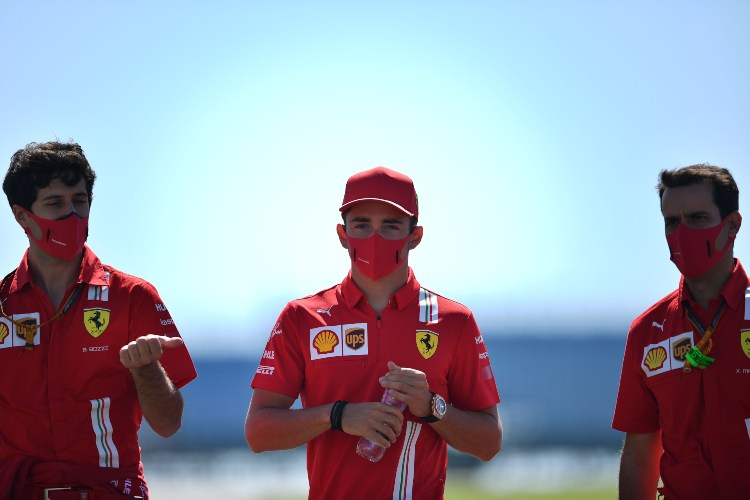 Formula 1, stop Perez: è positivo al Covid